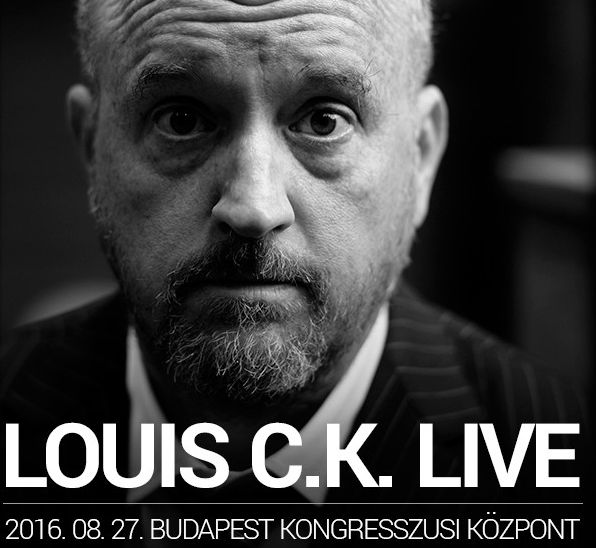 Louis CK Performs Live in Budapest