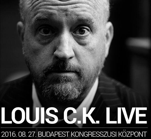 Louis CK Budapest