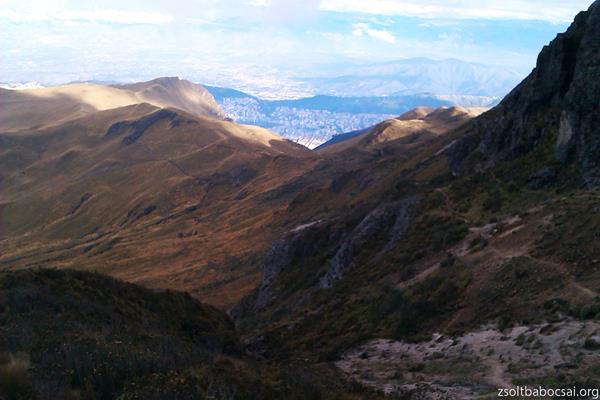 Climbing Pichincha 5