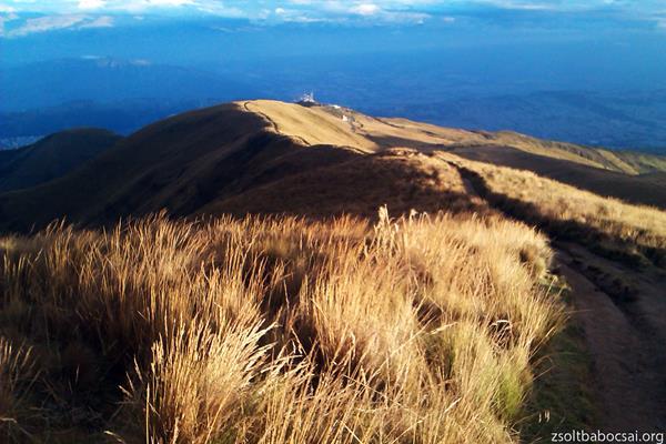 Climbing Pichincha 6