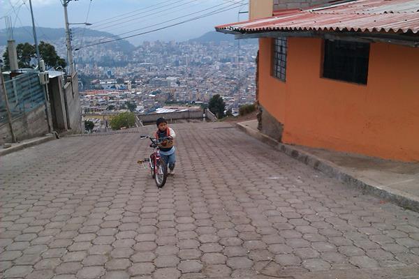 Quito la comuna alta