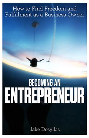 Jake Desyllas: Becoming an Entrepreneur
