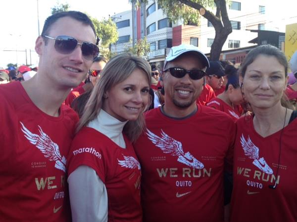 Quito Nike Run 2013 November