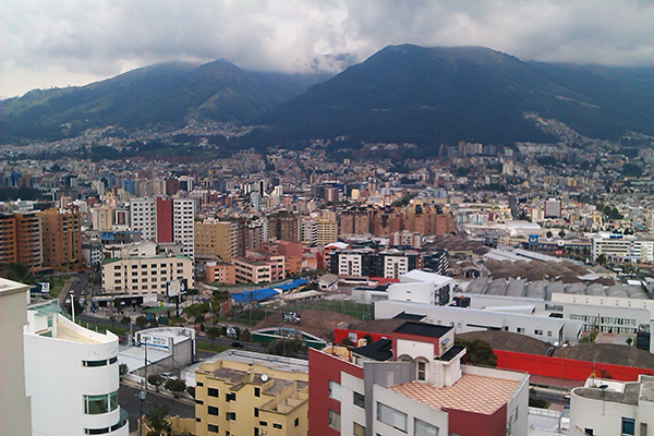 quito-view-of-pichincha